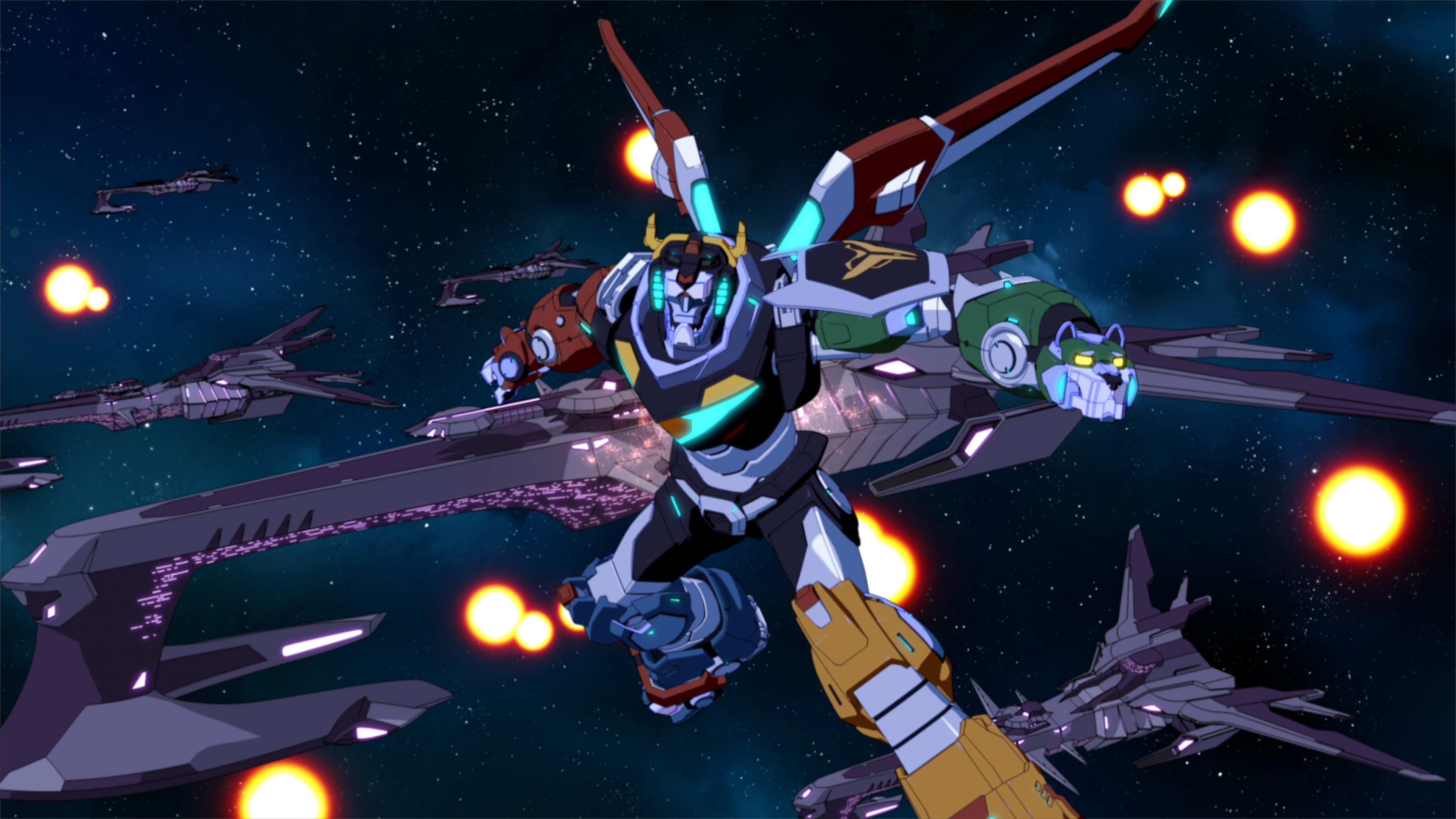Voltron Legendary Defender Season 4 Gets A New Trailer