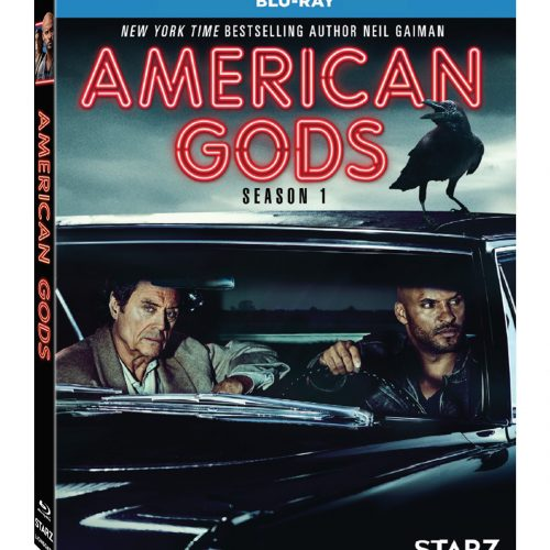 American Gods Season 1 coming to Blu-ray and DVD in October