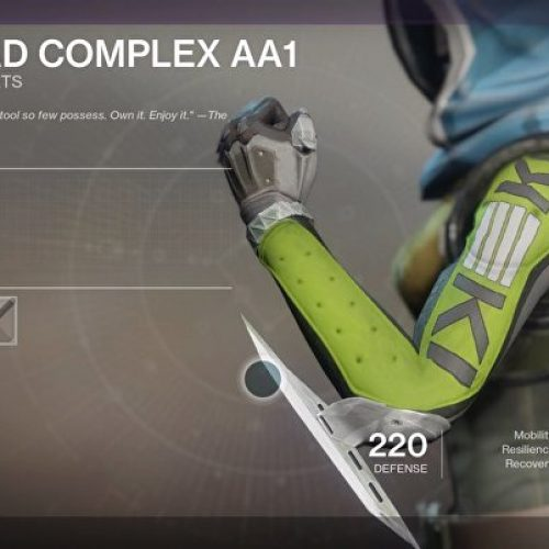 Bungie removes Destiny 2 armor due to meme associated with hate group