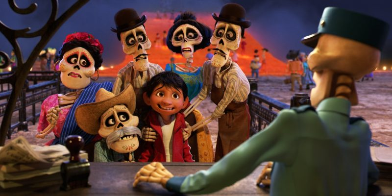 New 'Find Your Voice' Trailer For Disney-Pixar's 'Coco' Released