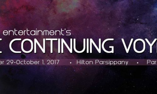 NY: The Continuing Voyage Convention with Karl Urban and Nichelle Nichols this weekend