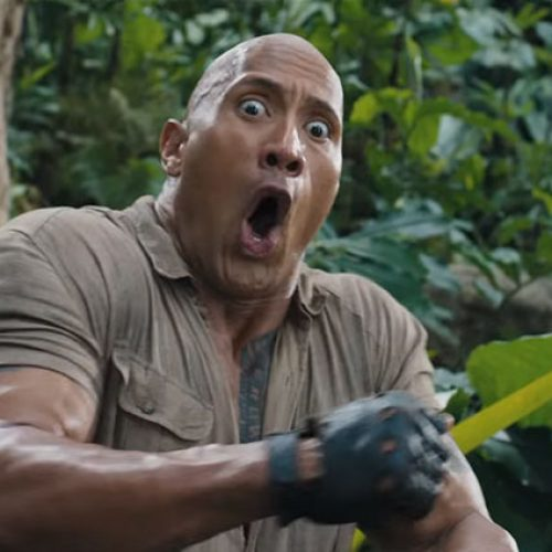 Get in the game with the new Jumanji: Welcome to the Jungle trailer