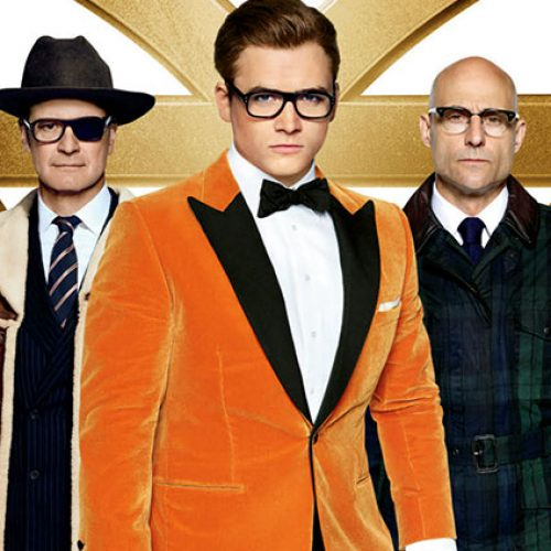 Kingsman: The Golden Circle in ScreenX is a visual feast