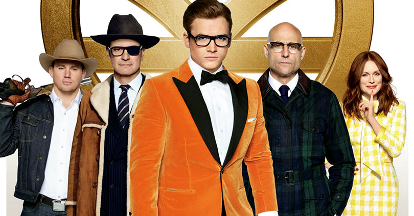 Kingsman: The Golden Circle - Poster #22