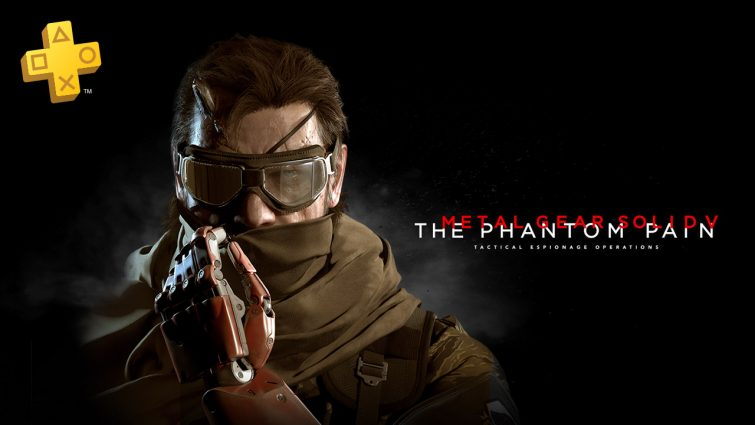 mgs v the phantom pain and amnesia are free for ps plus in october