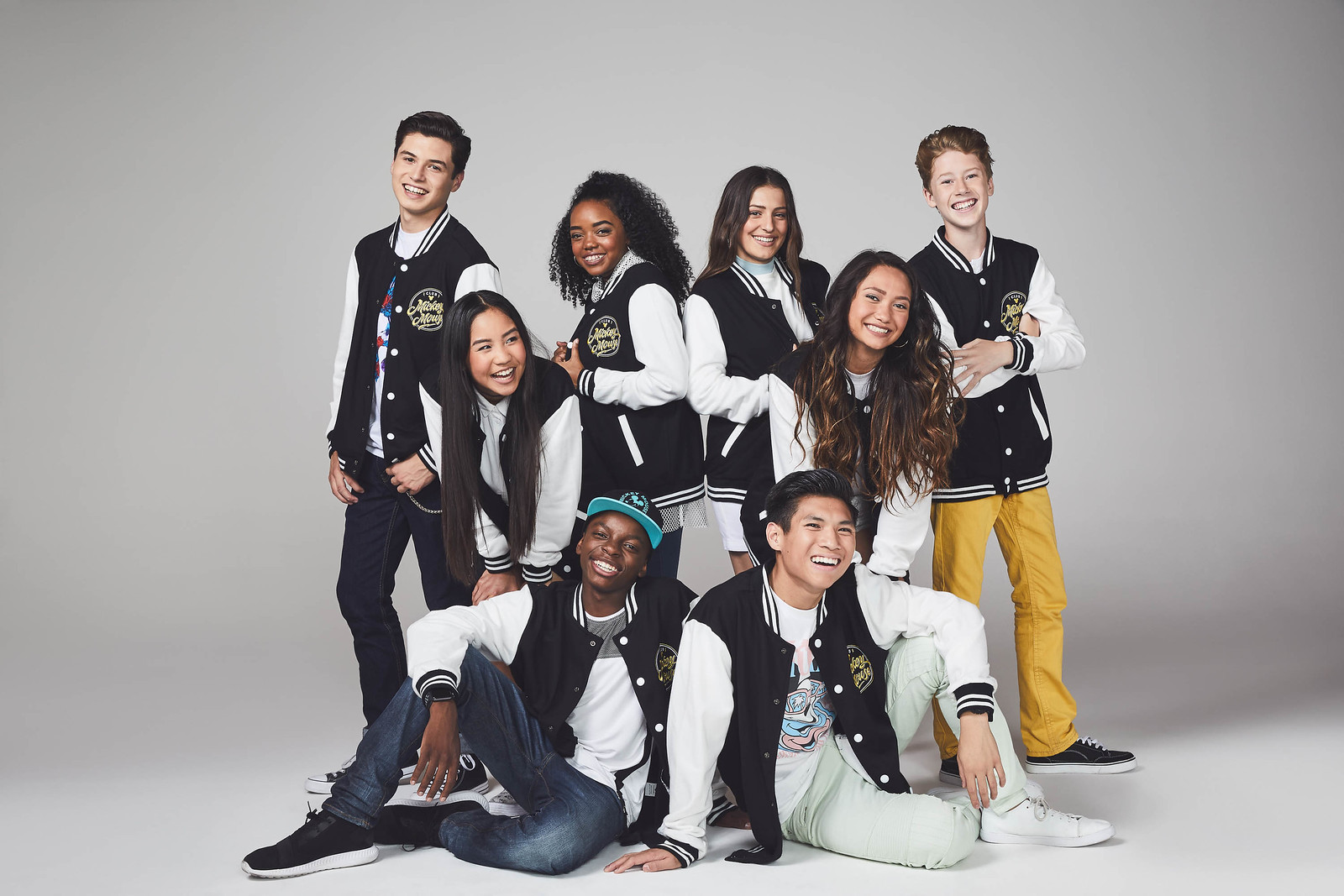 mickey mouse club reboot gets its mouseketeers for a new