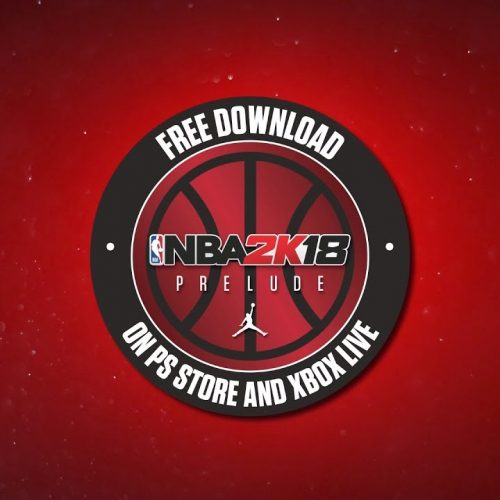 NBA 2K18's free demo, The Prelude, coming this Friday, September 8