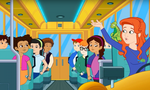 Are you ready for a field trip on Netflix's 'The Magic School Bus?'