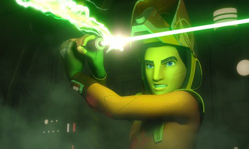 Star Wars Rebels fourth and final season gets new trailer and photos