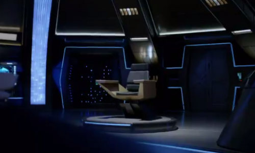 Star Trek: Discovery: Get a tour of the Discovery