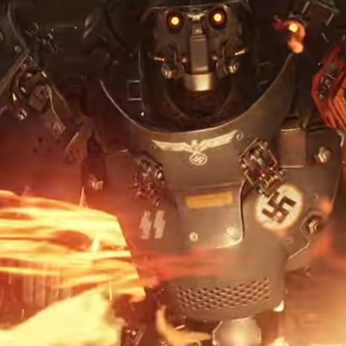 Wolfenstein II: The New Colossus trailer says 'No More Nazis'