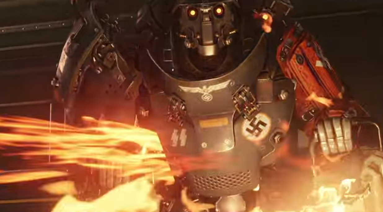 Say No to Nazis in Latest Wolfenstein II: The New Colossus Trailer