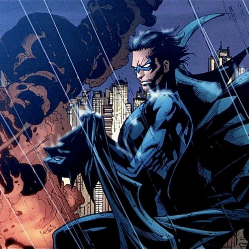Nightwing film will refer to his past