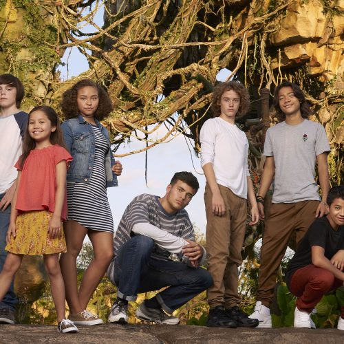 Avatar sequels' young cast members revealed
