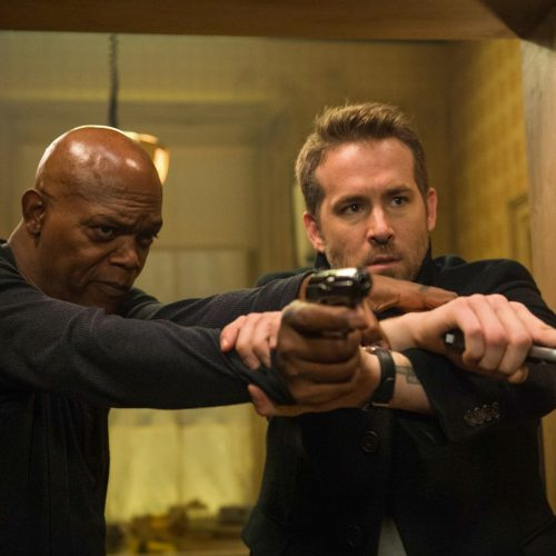 Lionsgate releases Blu-ray details for 'The Hitman's Bodyguard'
