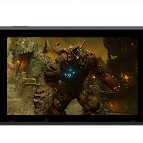 Doom and Wolfenstein 2 are heading to Nintendo Switch
