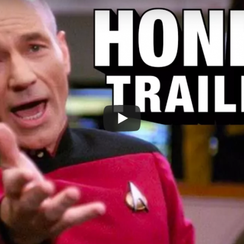Honest Trailers celebrates the 30th Anniversary of Star Trek: The Next Generation