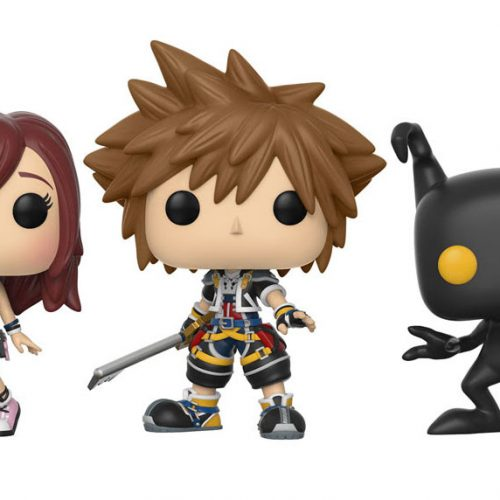 Kingdom Hearts returns for its Funko Pop! series 2