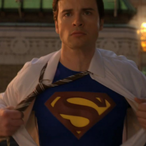 Smallville's Tom Welling wants to be on The Flash