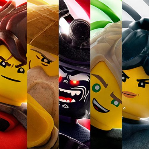 'The LEGO NINJAGO Movie' gets brand new character posters and featurettes