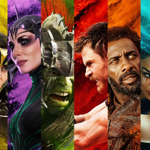 Thor: Ragnarok gets new character posters for Thorsday