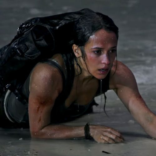 Watch Vikander's journey to becoming Lara Croft in this Tomb Raider featurette