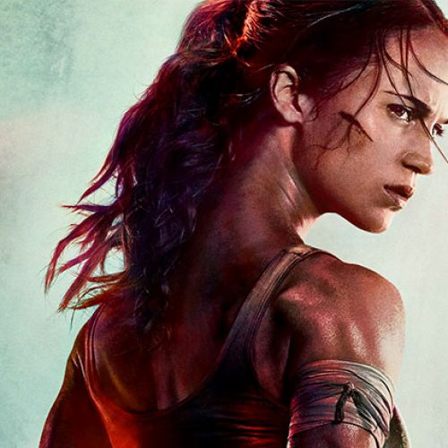 Fulfill your inner Lara Croft inside this Tomb Raider escape room
