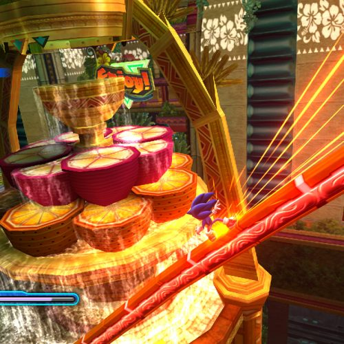 What are the Top 5 3D (or part 3D) Sonic the Hedgehog games?