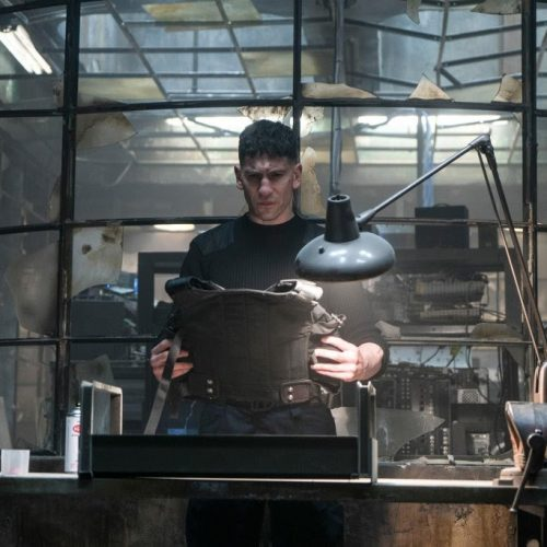 Marvel's The Punisher release date revealed in latest trailer