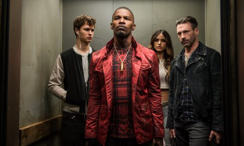Baby Driver – Blu-ray Review