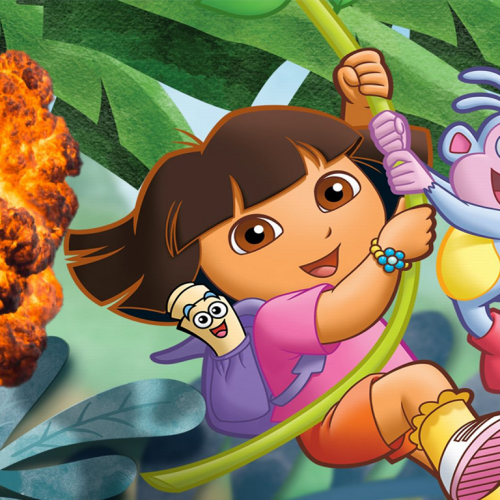 "'Dora the Explorer' film to be produced by Michael ""Boom-Boom"" Bay"
