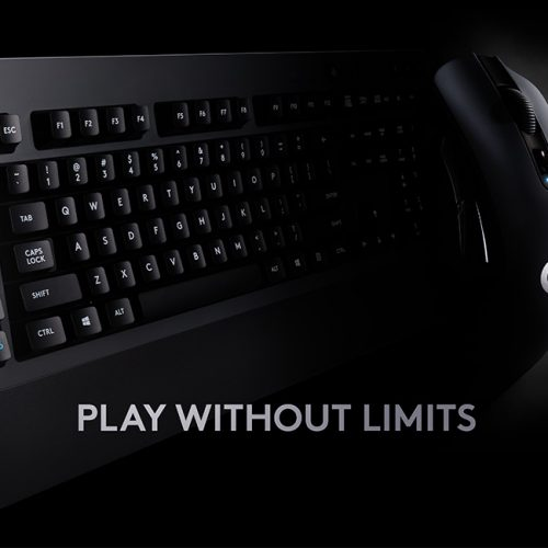 Logitech G Series wireless gaming mouse and keyboard review