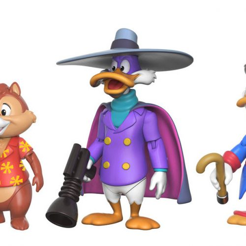 Ducktales, Darkwing Duck, Chip 'n' Dale Funko action figures coming in November