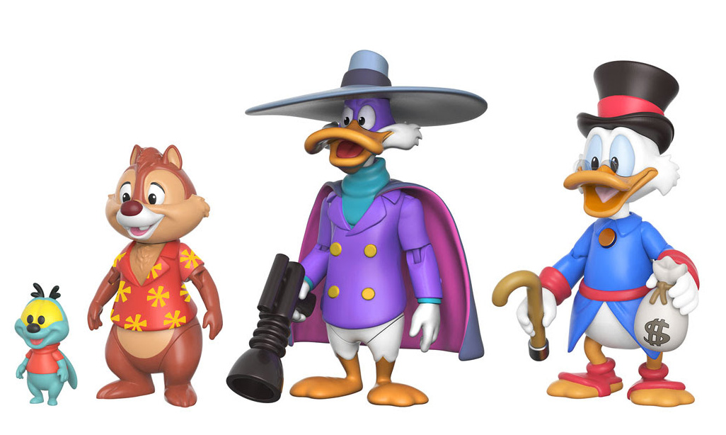 Pop figure Disney darkwing duck ducktales dale