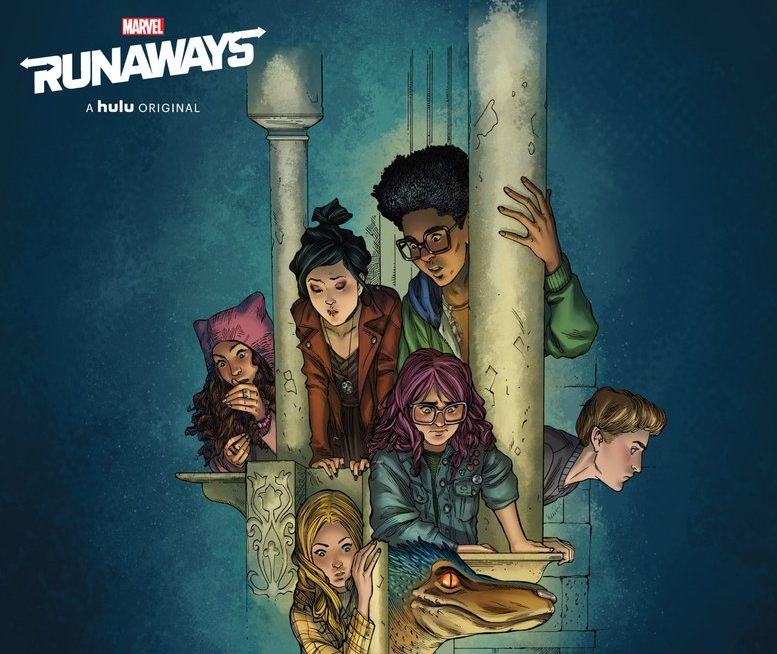 Marvel Preps Hulu's Runaways For NYCC