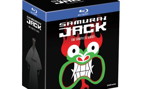 Samurai Jack: The Complete Series is now available on Blu-ray