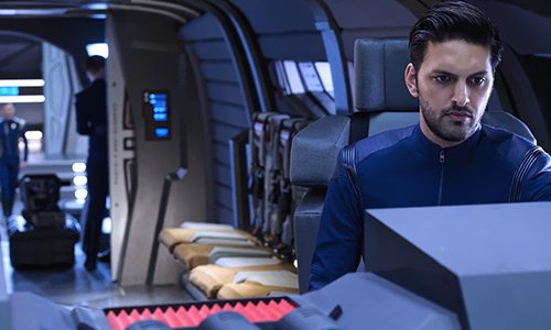 Star Trek: Discovery's fan theory that may blow your mind