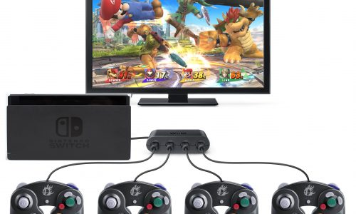 Switch 4.0 update secretly added Gamecube controller support