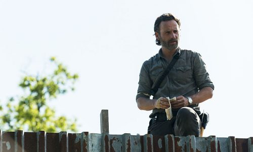 Andrew Lincoln reportedly leaving AMC's The Walking Dead in season 9