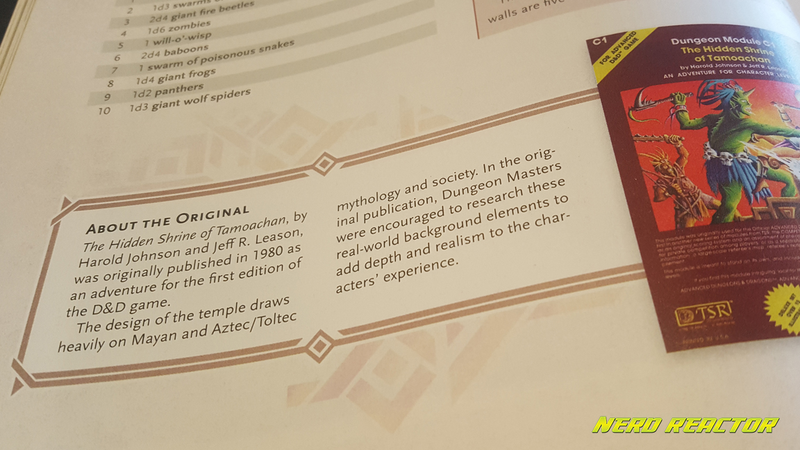 Review: Dungeon and Dragons - Tales from the Yawning Portal - Nerd