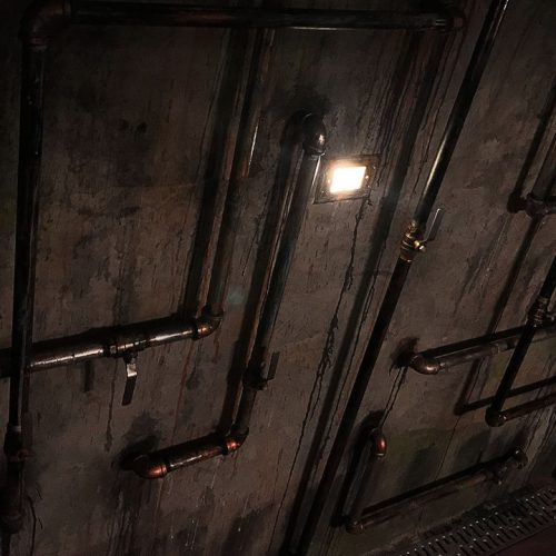 Down the 'Elevator Shaft' we go with The Basement LA's new escape room
