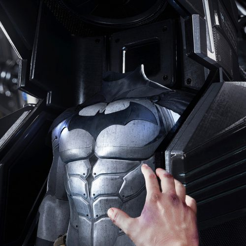 Batman: Arkham's Rocksteady Studios dev says mystery game will make people 'lose their minds'