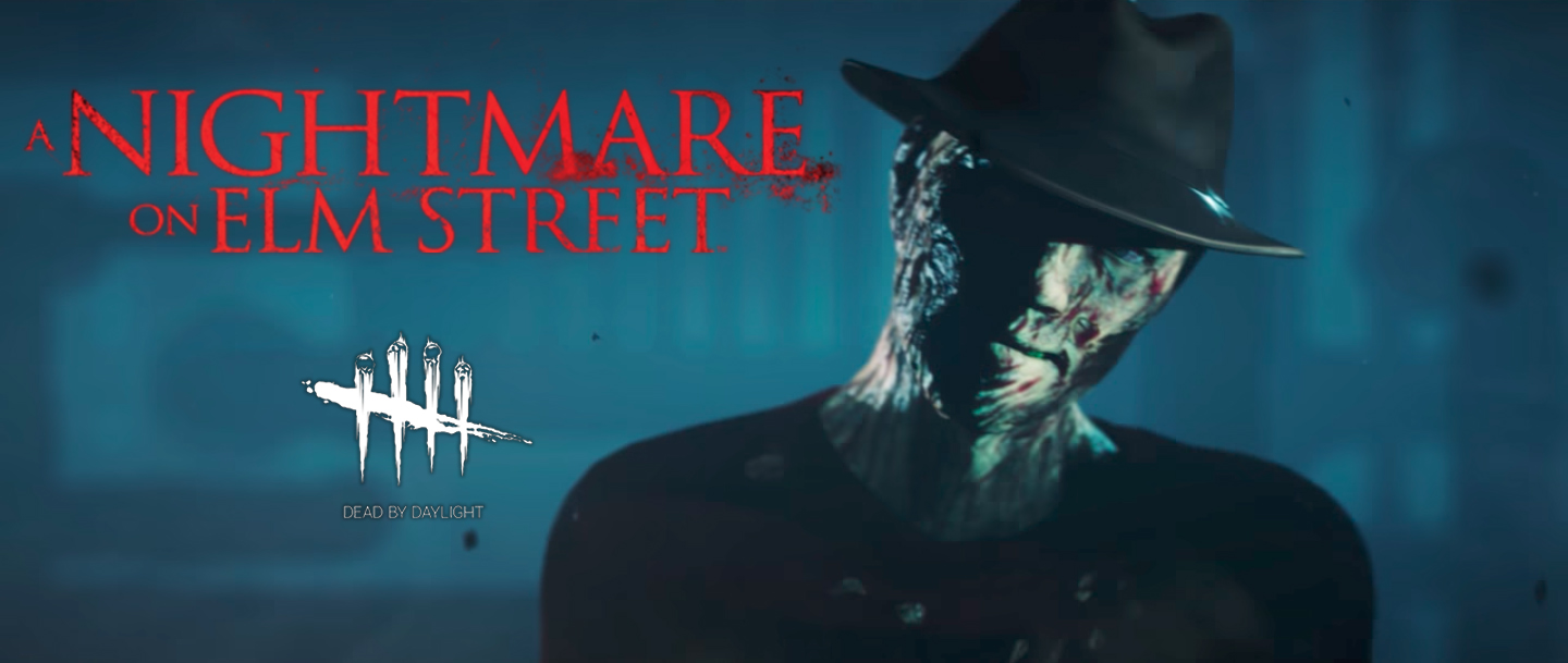 Dead by Daylight a nightmare on elm street freddy krueger