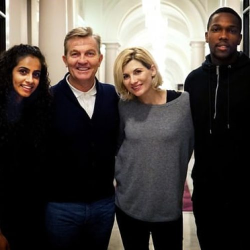 Doctor Who: Meet the Doctor's new companions