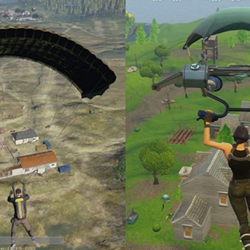 PUBG gets 2 million concurrent players, Fortnite Battle Royale has 10 million players