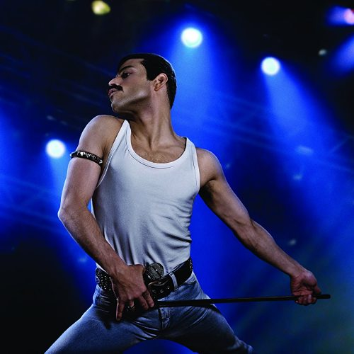 Bryan Singer posts photo of Rami Malek from Freddie Mercury Biopic