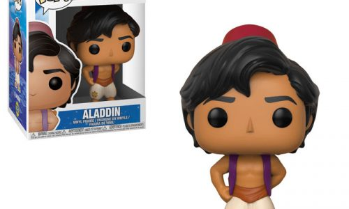 Aladdin and the gang are turning into Funko Pop! figures