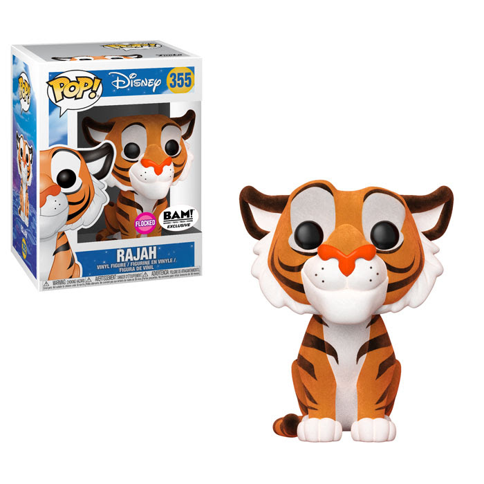 Aladdin And The Gang Are Turning Into Funko Pop Figures