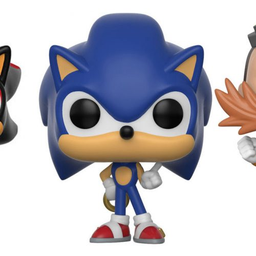 Sonic the Hedgehog gets the Funko Pop! vinyl treatment