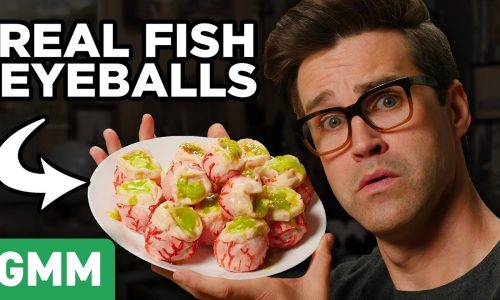 Rhett and Link taste test Rick and Morty's fictional food